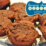 Chocolate Banana Muffins with Coconut Flour – Gluten-Free!