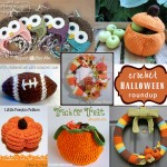 Fall and Halloween Crochet Roundup