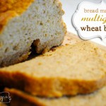 Multigrain Wheat Bread Machine Recipe