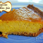 Easy Pumpkin Pie Recipe with Real Pumpkins – GAPS Legal, Grain Free