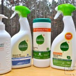 Seventh Generation Disinfecting and Cleaning Supplies