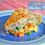 Chicken Pot Pie Recipe – Guest Post at the Grain Mill Wagon
