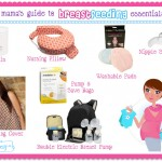 A Mama's Guide to Breastfeeding Essentials