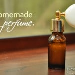 Homemade All Natural Perfume