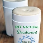 DIY Natural Roll-On Deodorant – Non-Toxic Recipe