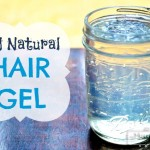 DIY Natural Hair Gel with Gelatin – Frugal and Easy!