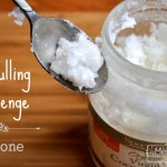 Oil Pulling Challenge – Day 1