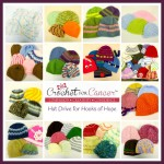 Crochet for Cancer Charity Hat Drive – Winners Announcement!