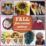Fall into Crochet – Free Patterns for Autumn!