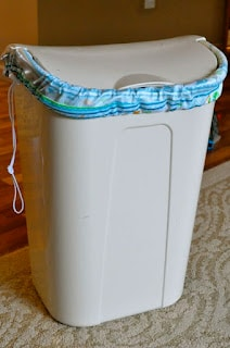 Accessories for Cloth Diapering - Trash Can