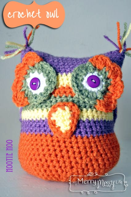 Owl Amigurumi Crochet Tutorial - YouTube | 640x425