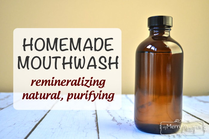 Homemade All-Natural Purifying