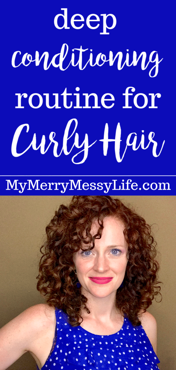My Deep Conditioning Routine for Hydrated Curls