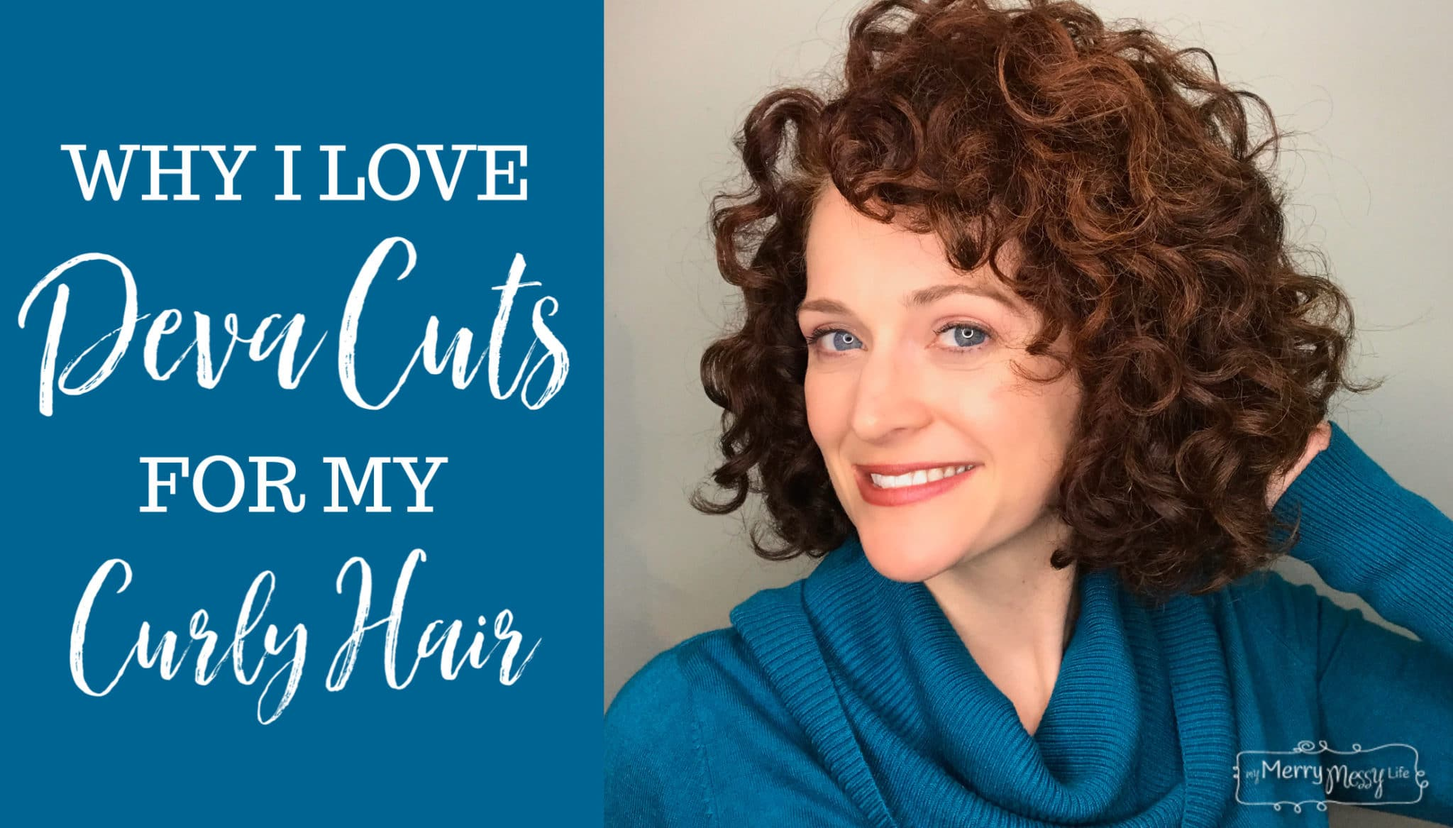 Why I Love Getting DevaCuts for My Curly Hair